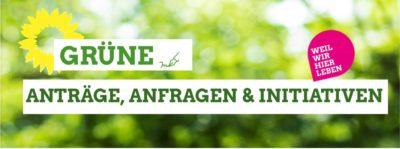 Grüne Aschheim Anträge