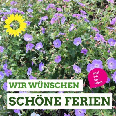 OV Aschheim wünscht schöne Ferien