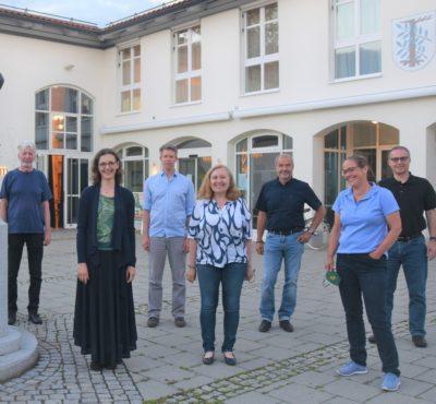 Grüne Aschheim Vorstandwahlen